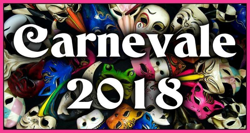 La nostra Newsletter di Carnevale 2018